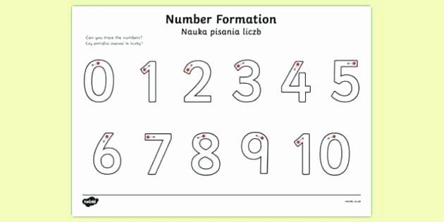 Translations Worksheets Math Number formation Worksheet 0 Polish Translation Worksheets