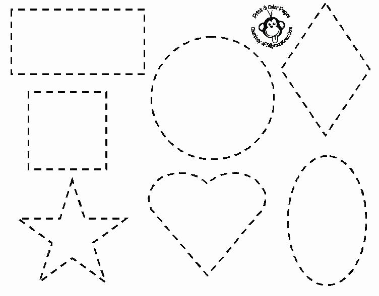Triangle Worksheet for Kindergarten Kindergarten Geometry Worksheets