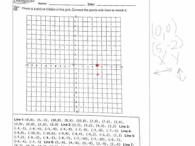 Turkey Graphing Worksheet Graphing Coordinate Plane Worksheets Lovely Art