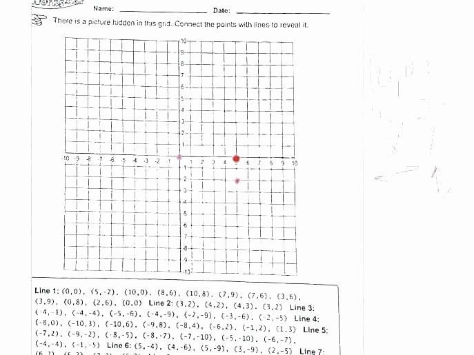 Turkey Graphing Worksheet Math Coordinate Plane Worksheets