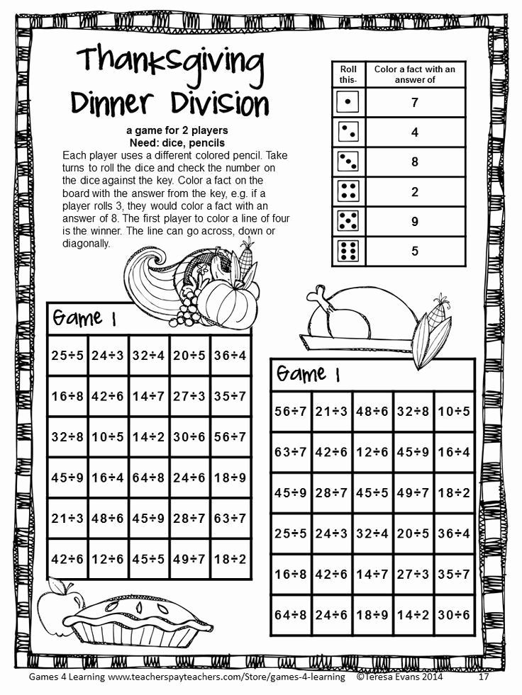 Turkey Math Worksheet Math Worksheets – Parcequeplume