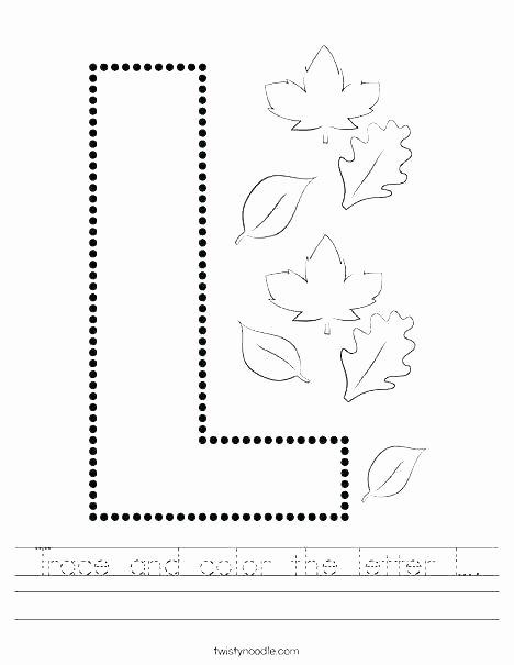 Twisty Noodle Letters Letter T Alphabet Worksheets for Kindergarten toddlers