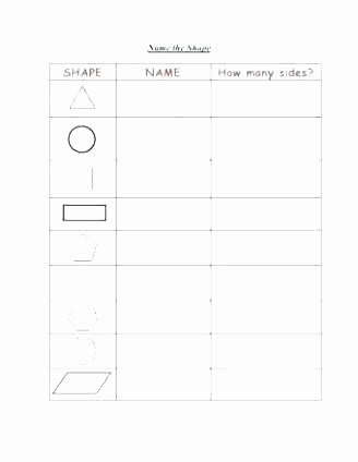 Two Dimensional Figures Worksheets 2 and 3 Dimensional Shapes Worksheets – Trungcollection