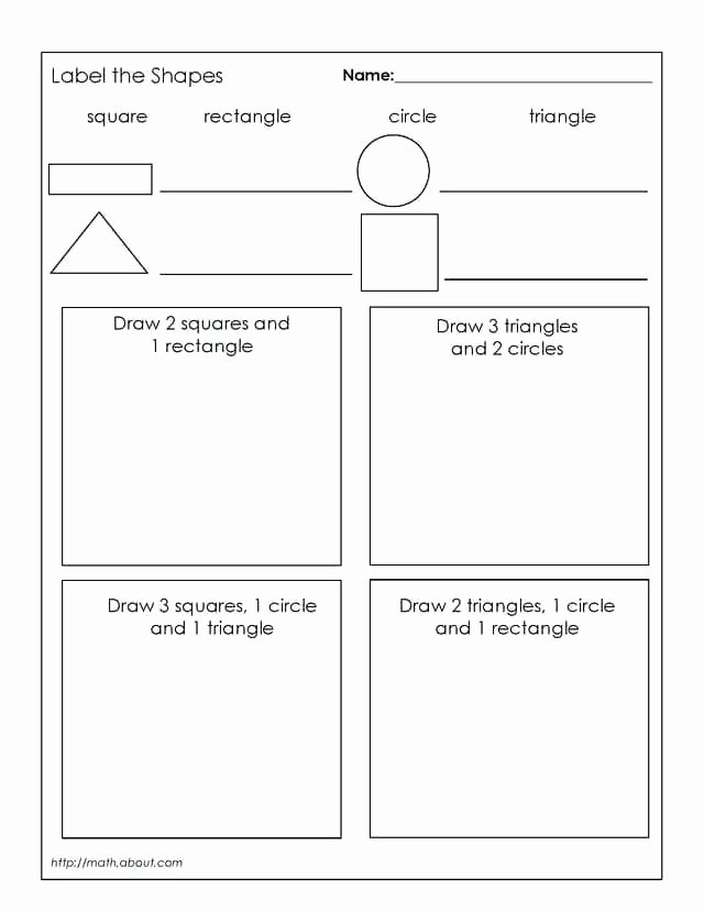 Two Dimensional Figures Worksheets Grade Shapes Worksheets 3 Maths Geometry Plane Figures and