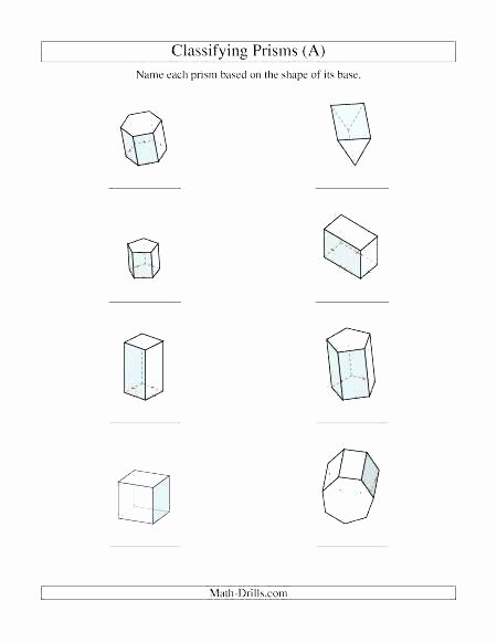 Two Dimensional Figures Worksheets Two Dimensional Shapes Worksheets