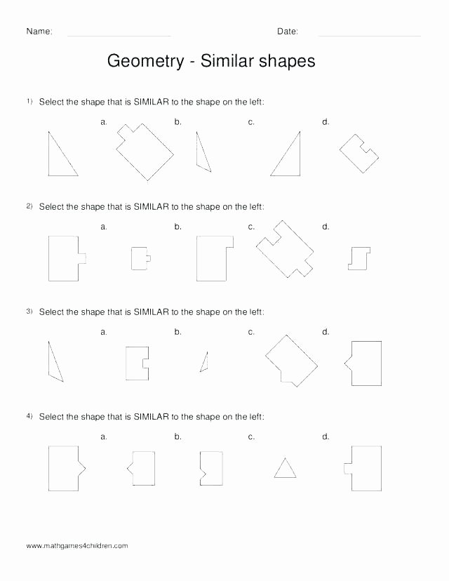 Two Dimensional Shapes Worksheet Beautiful Two Dimensional Shapes Worksheets Grade Geometric to
