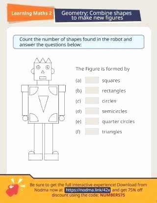 grade geometry bine 2 d shapes to make posite figures worksheets sorting dimensional i worksheet two 3rd