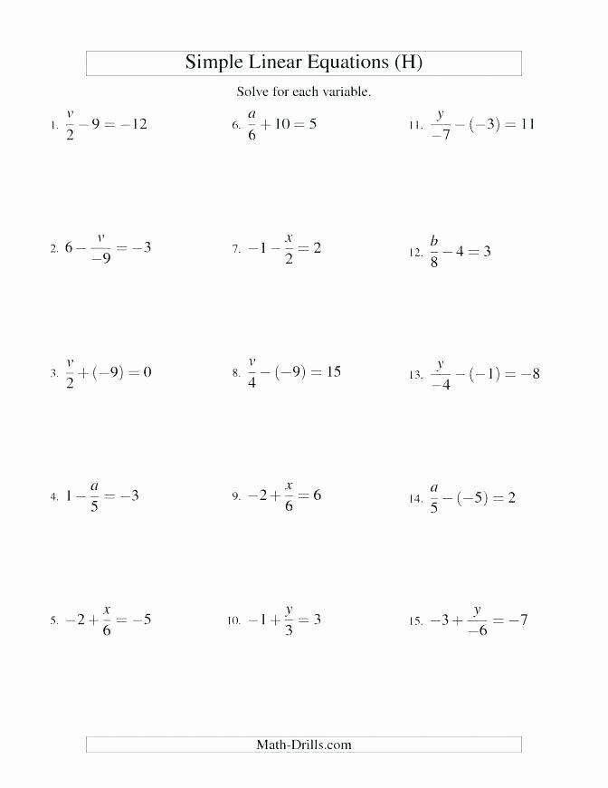Two Step Equations Coloring Worksheet Mathematics 8th Grade Worksheets