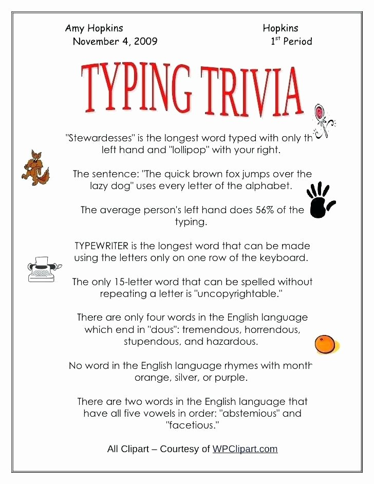 Typing Practice Worksheets Fresh Free Printable Puter Worksheets