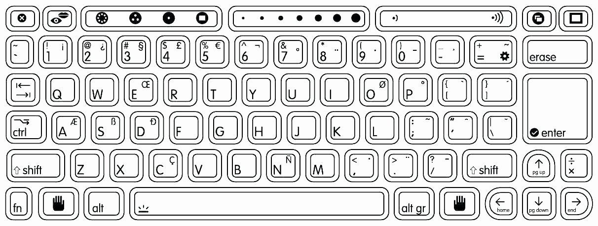 Typing Worksheets Printables Free Printable Keyboarding Worksheets Blank Keyboard