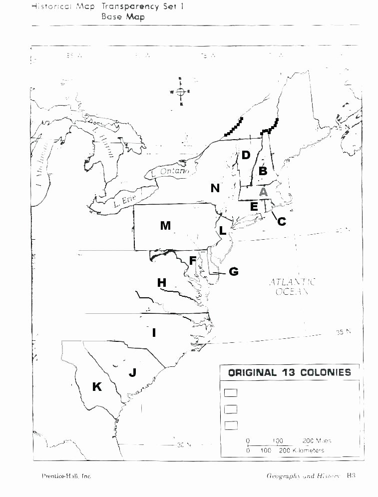 United States Map Quiz Worksheet 13 Colonies Coloring Pages – Pasosvendrell