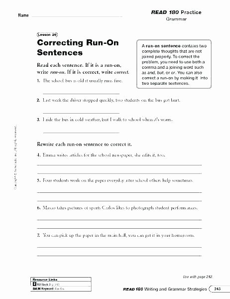 Unscramble Sentences Worksheet Free Printable Scrambled Sentences Worksheets Grade School