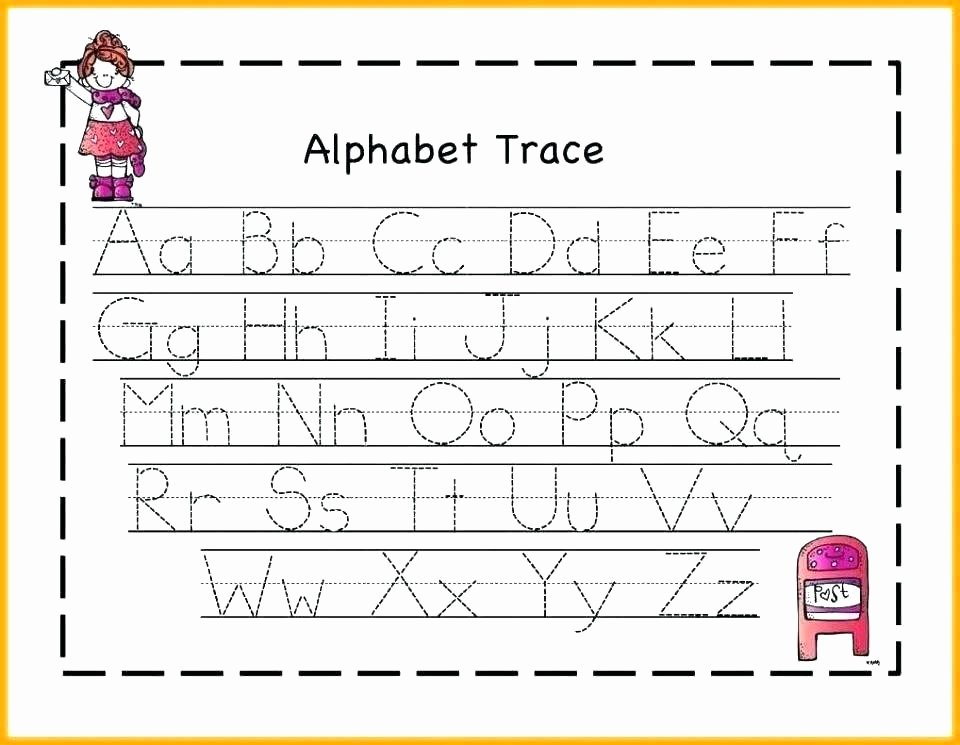 Upper and Lowercase Tracing Worksheets Free Printable Letter L Tracing Worksheets