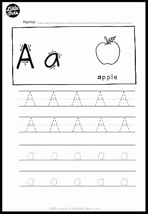 Upper and Lowercase Tracing Worksheets Free Upper Case and Lower Case Matching Worksheet Alphabet