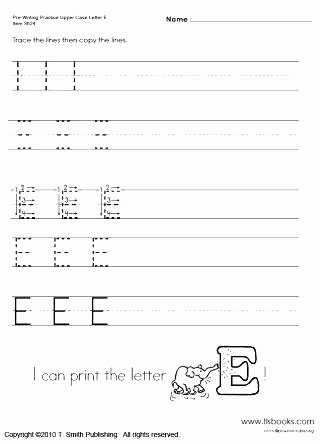 Uppercase and Lowercase Worksheets Letter M Handwriting Worksheets