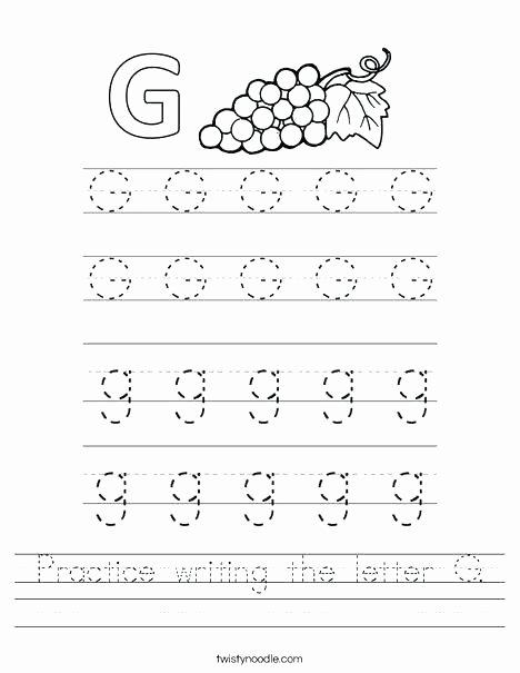 Urdu Alphabet Worksheet Letter G Tracing Printable Worksheet Worksheets for Ukg Evs