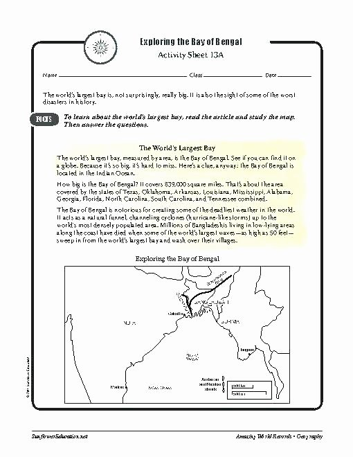 Us Geography Worksheets Pdf Jacaranda society and Environment atlas Worksheets by tony