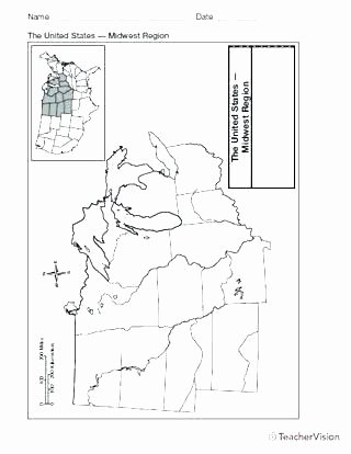 Us Geography Worksheets Pdf States Worksheets