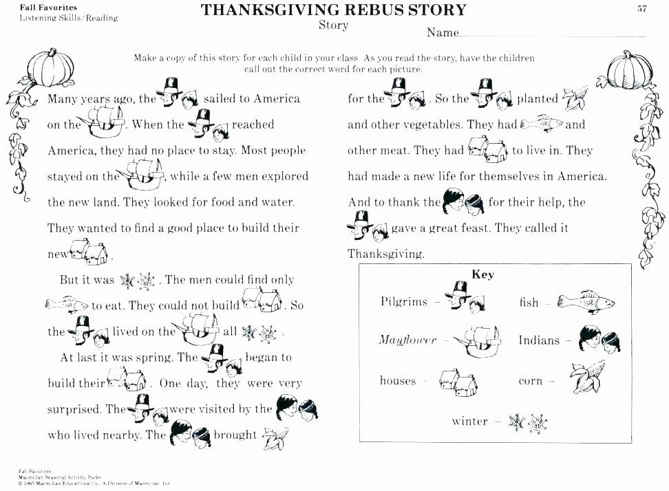 Vegetable Worksheets for Kindergarten Kindergarten Prehension Worksheets Reading Listening
