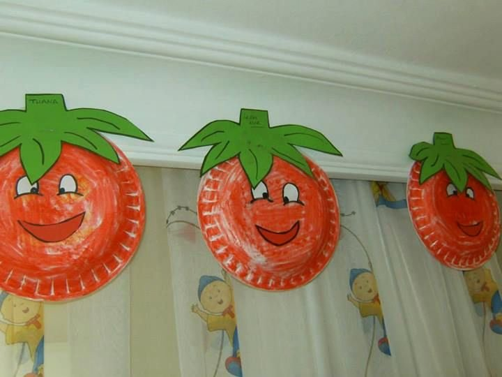 Vegetable Worksheets for Kindergarten tomato Craft for Preschool Google Search