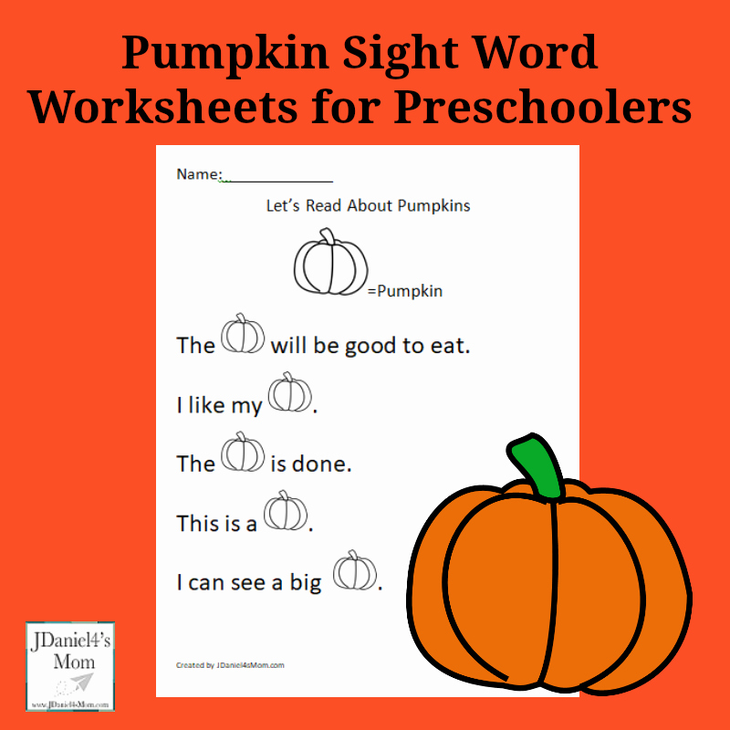 Vegetable Worksheets for Preschool Preschool Pumpkin Printables