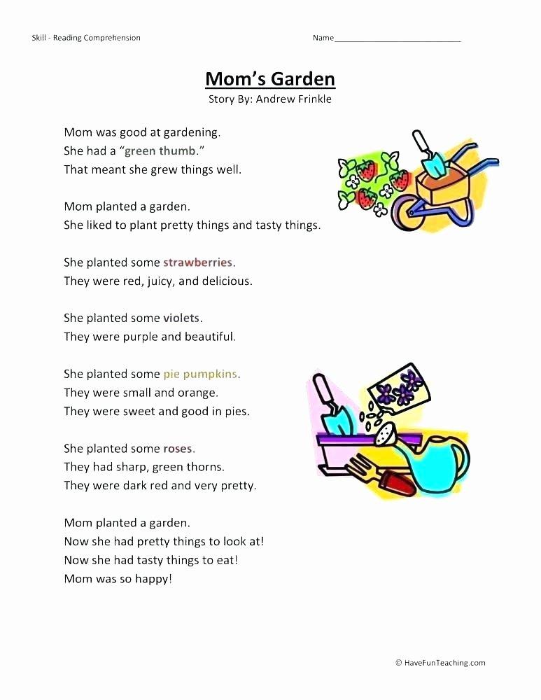 Vegetables Worksheets for Kindergarten where Do Fruits and Ve Ables Grow Worksheet Activity Sheet