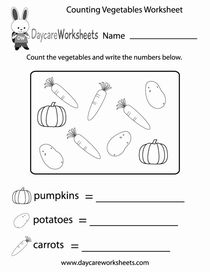 Vegetables Worksheets for Kindergarten Worksheet Ideas Remarkable Preschool Homework Worksheets