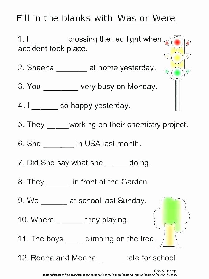 Verb Tense Worksheets 2nd Grade Past Present Future Worksheets Grade Past Tense Verbs