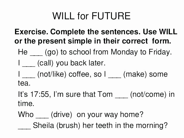 Verbs Past Present Future Worksheet Past Present and Future Tense Worksheets