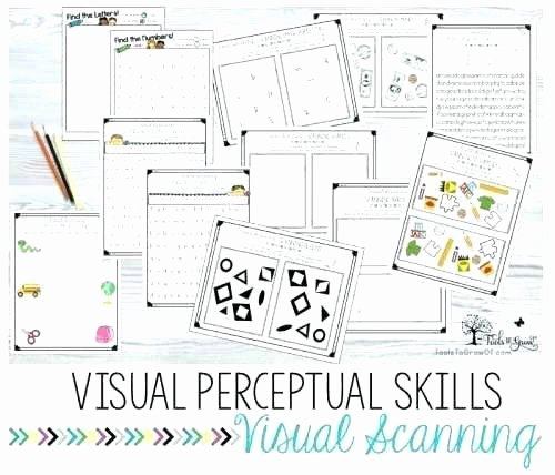 Visual Memory Worksheets Letter Tracking Worksheets Free Letters Numbers and Shapes