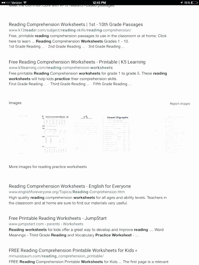 Vocabulary Worksheets for 1st Graders Worksheets Accounting Science Reading Worksheets First Grade