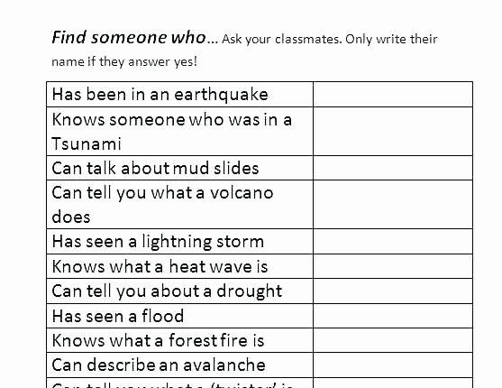 Volcano Reading Comprehension Worksheets World Volcanoes Reading Prehension Activity Volcano
