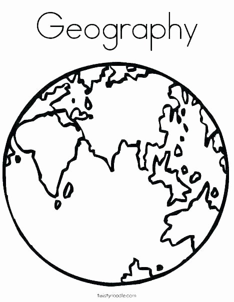 Volcano Worksheet for Kids Geography Coloring Pages Free – Sback