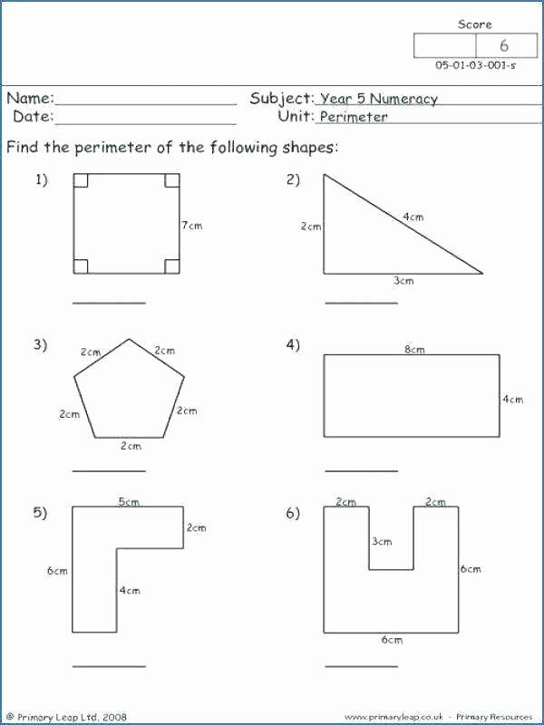 Volume Of Irregular Shapes Worksheet Beautiful Volume Irregular Shapes Worksheets area Finding Perimeter