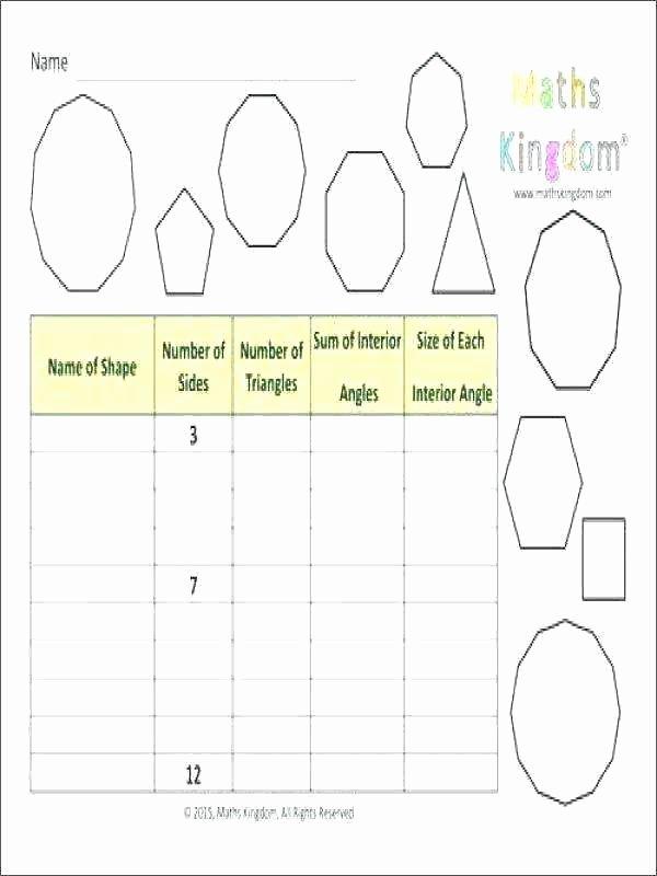 Volume Of Irregular Shapes Worksheet Lovely Polygons and Quadrilaterals Worksheets – Kcctalmavale
