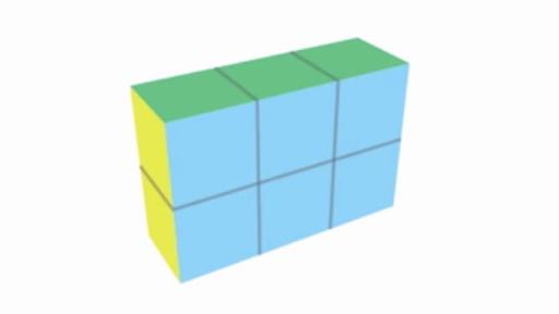 Volume Of Irregular solids Worksheet Measuring Volume with Unit Cubes