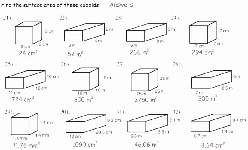 Volume Worksheet 4th Grade 3rd Grade area and Perimeter Worksheets