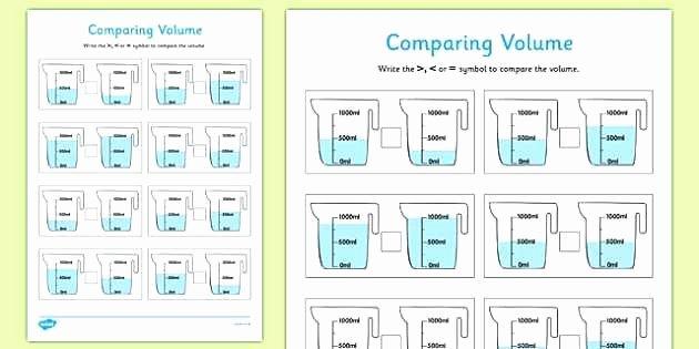Volume Worksheet 4th Grade Liquid Volume Worksheets 3rd Grade – Kenkowomanfo