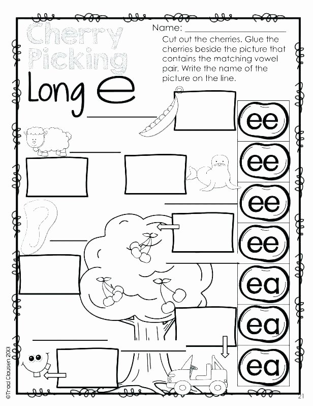 Vowel Consonant E Worksheets Silent E Worksheets Free Oh How they Grow Vowel Practice