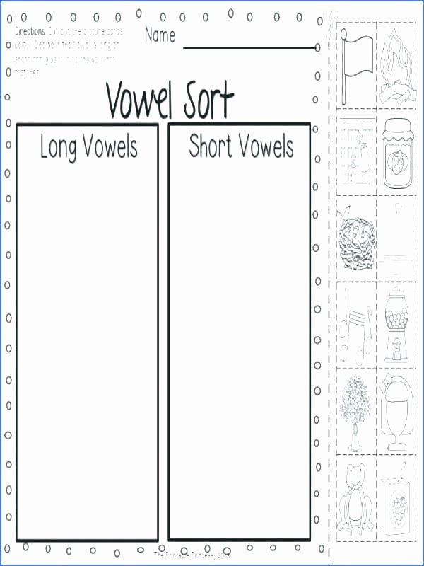 Vowel Consonant E Worksheets Vowel Worksheets Free Printable Long Silent E First Grade