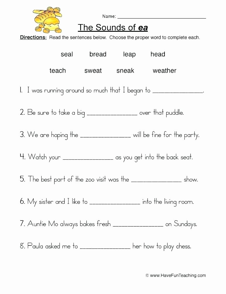 Vowel Diphthongs Worksheet Vowel Digraphs Worksheets Practice Reading Aw Worksheet
