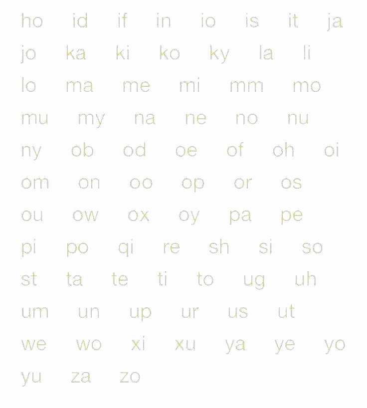 Vowel Worksheets for Kindergarten Handwriting Worksheets Missing Letter Words Two Three Vowel
