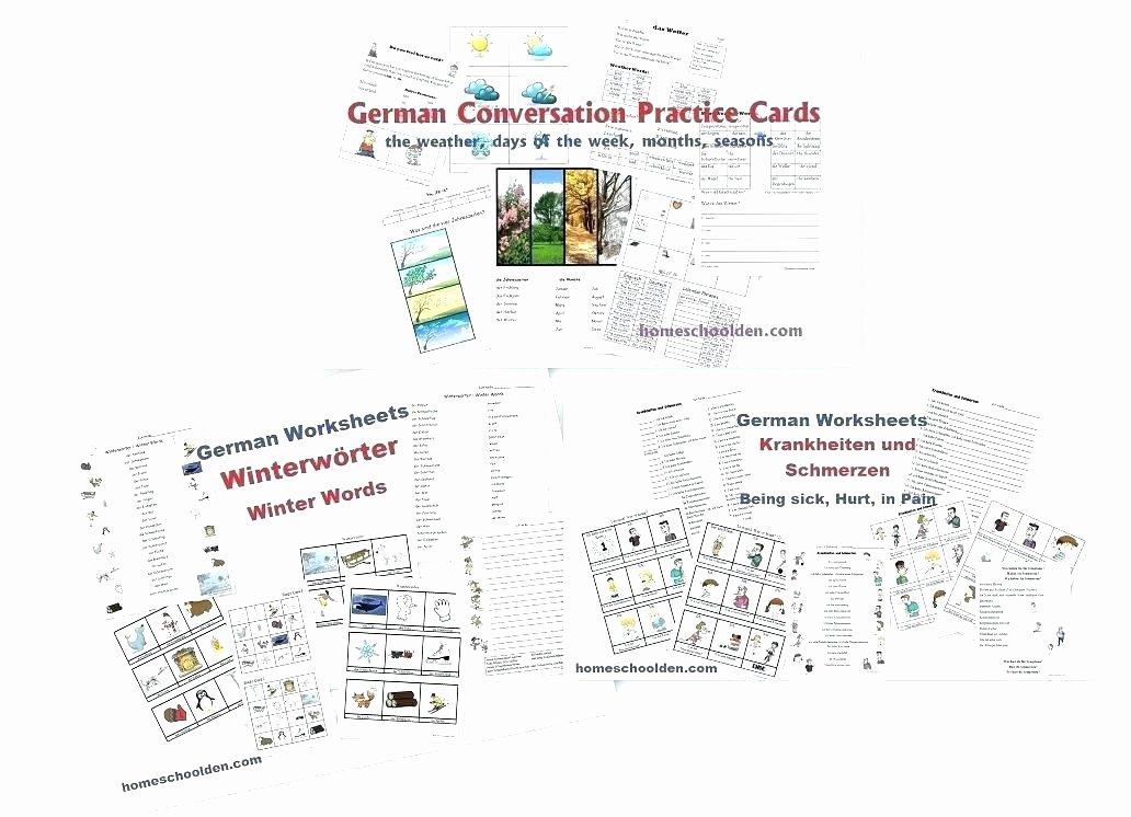 Weather tools Worksheet German Worksheets for Kindergarten
