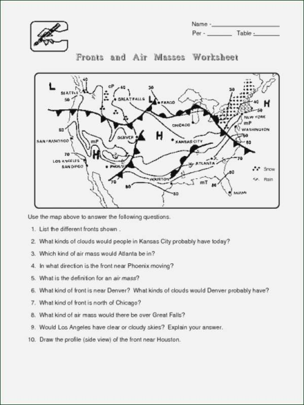 Weather tools Worksheet Weather Worksheets