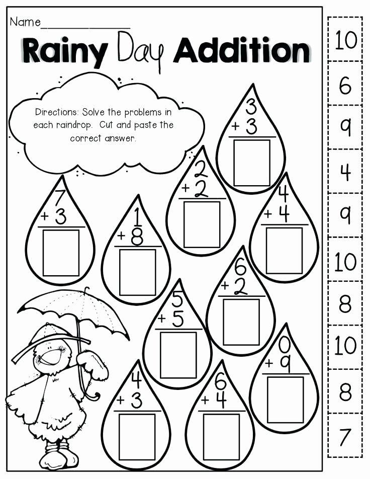 Weather Worksheets for 2nd Grade 2nd Grade Weather Worksheets – Eloisereesub
