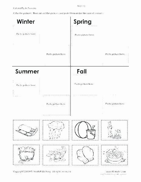 Weather Worksheets for First Graders 4th Grade Weather Worksheets