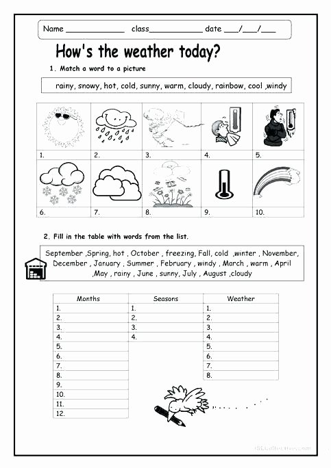 esl weather worksheets hows the worksheet free printable made by extreme pdf