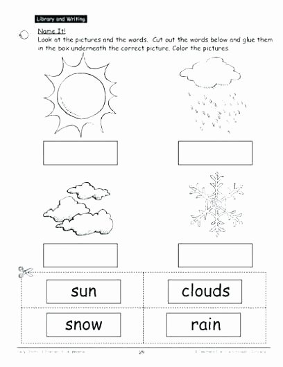 Weather Worksheets for Second Grade Free Printable Worksheets for 2nd Grade Free Printable Math