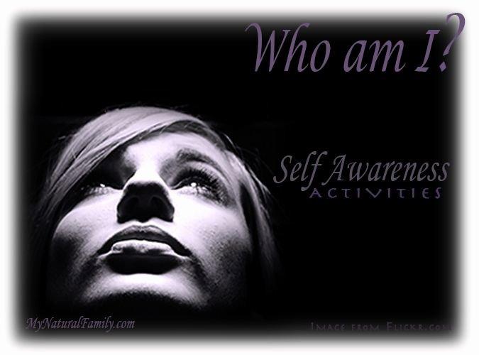 Who Am I Worksheets Beautiful who Am I Self Awareness Activities Mynaturalfamily