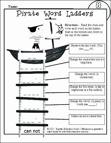 Word Ladders Middle School 30 Word Ladders 2nd Grade